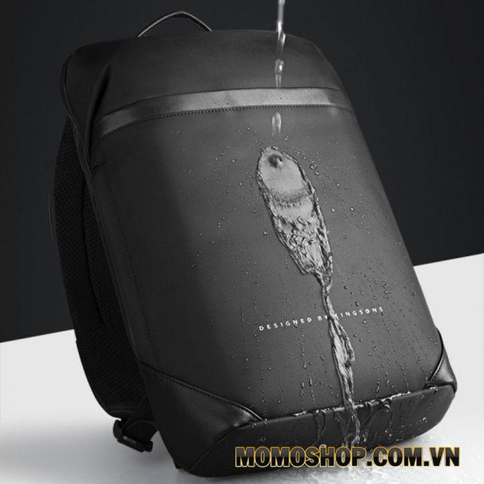 Balo laptop 15.6 inch công sở gọn nhẹ Kingsons - Urban Elite