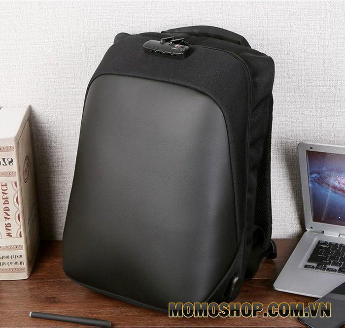 Balo laptop 15.6 inch Ngolas chống thấm tốt phù hợp với laptop Lenovo 15.6 inch