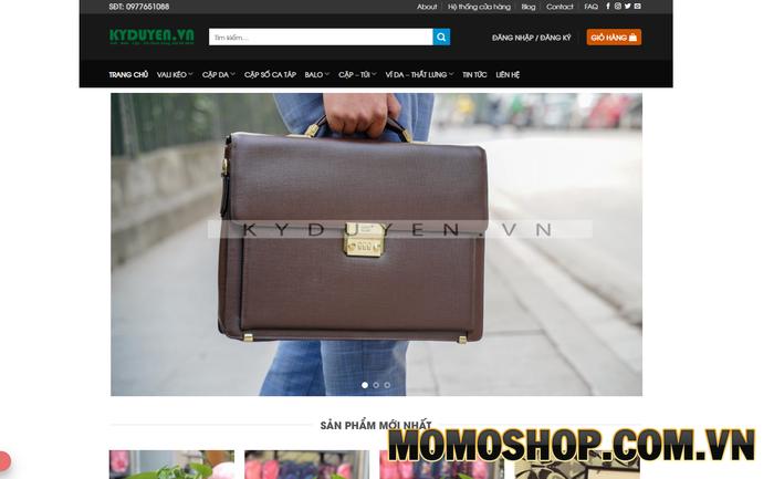 Kỳ Duyên - Chuyên cung cấp các loại balo, túi xách du lịch giá rẻ tốt nhất tại Hà Nội