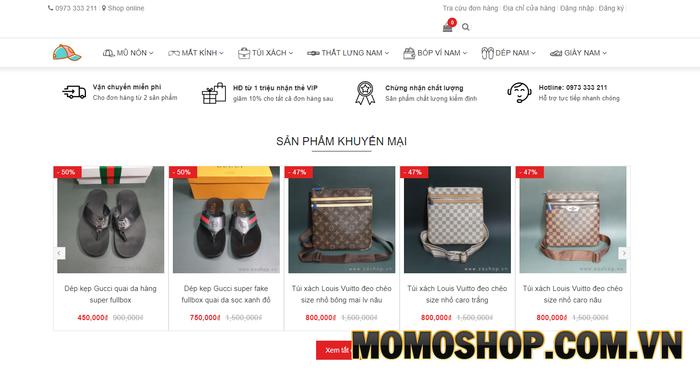 ZaShop - Sản phẩm được nhập khẩu chất lượng cao