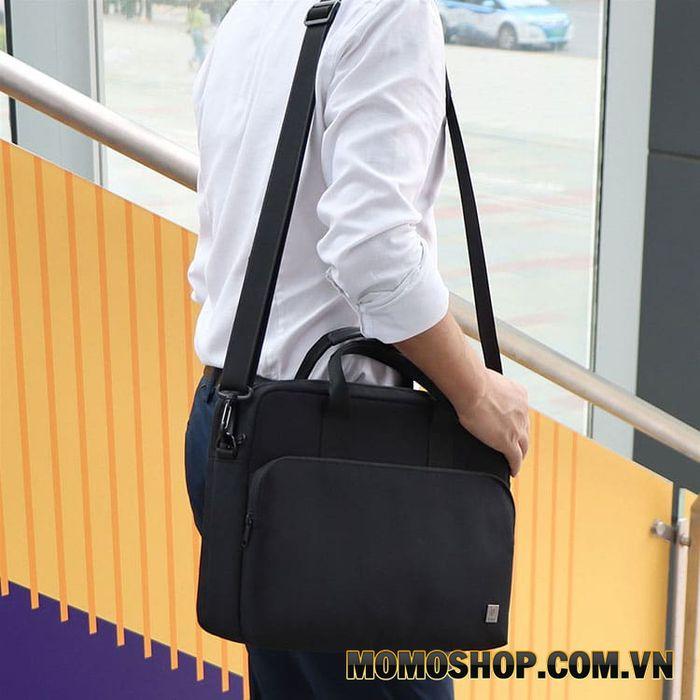 Túi xách laptop chống sốc WiWU Alpha Double Layer