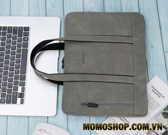 Túi da đựng Macbook 13 inch đến 15 inch chống sốc