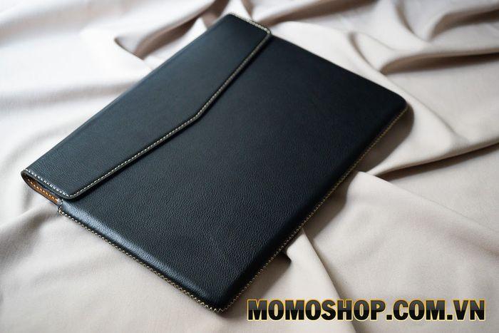 Túi da đựng Macbook 13 inch handmade
