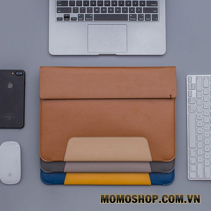 Túi da đựng Macbook 13 inch RollPark