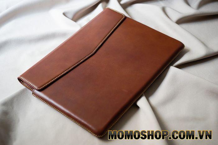 Túi da Macbook Pro 13 inch handmade