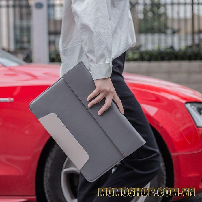 Túi da Macbook Pro 13 inch RollPark