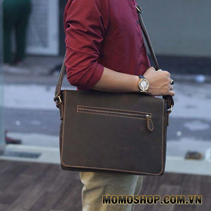 Túi đeo chéo 13 inch Lano đựng Macbook