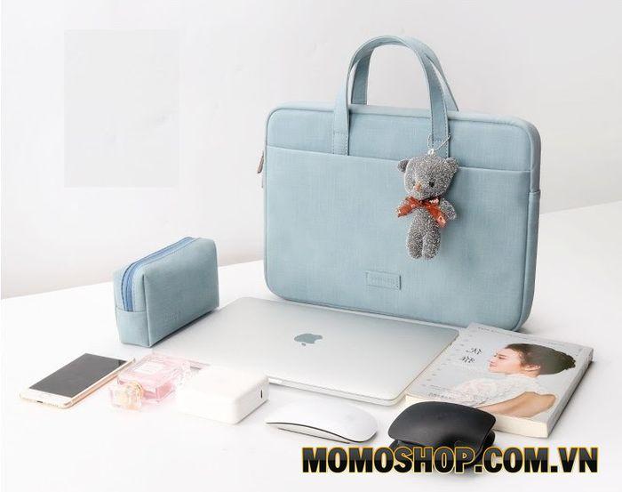 Túi laptop nữ Taikesen - Kiểu dáng hiện đại, dễ thương