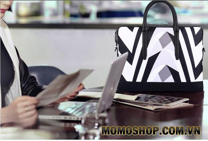 Túi laptop Cartinoe Zebra - Hiện đại, sang trọng là những gì nó mang lại