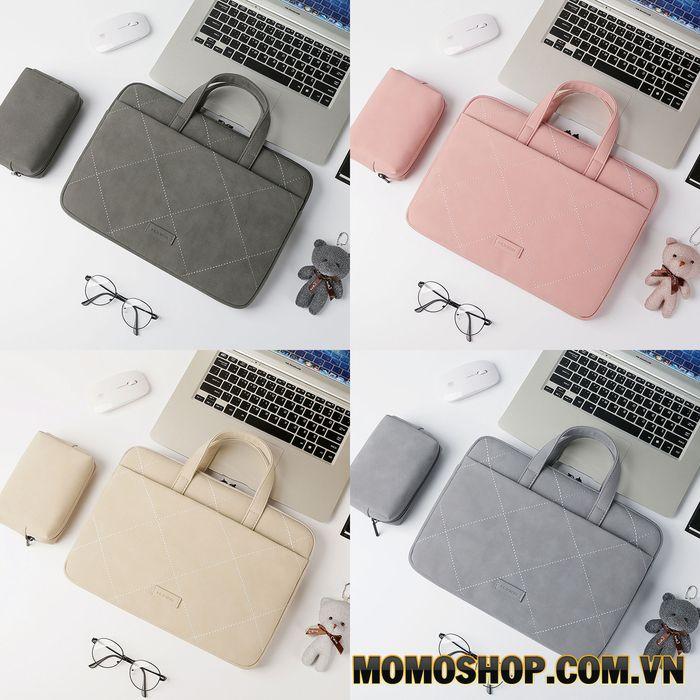 Túi laptop nữ Brinch - Kiểu dáng thời trang, nhiều màu lựa chọn