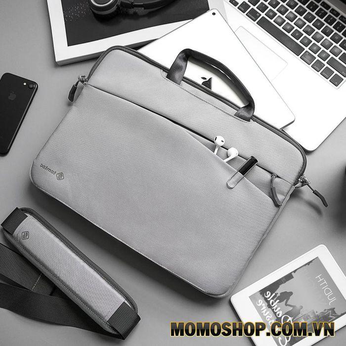 Túi xách công sở nữ đựng laptop chống sốc Tomtoc A45 Shoulder Bag