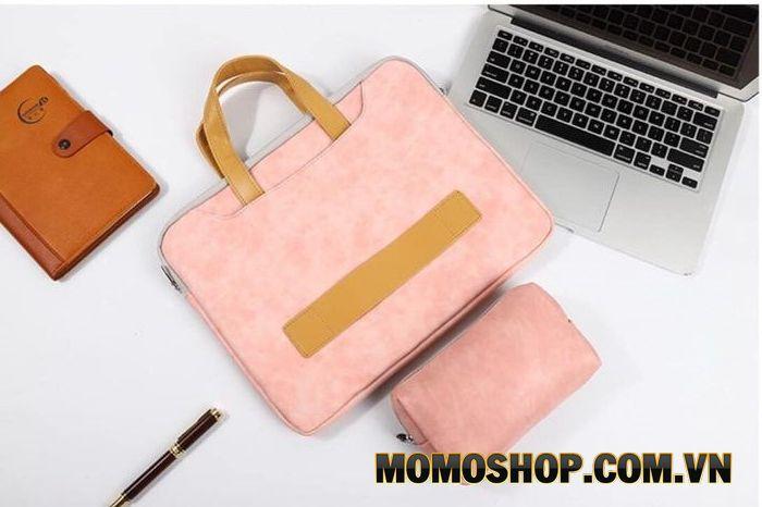 Túi xách laptop 13 inch chống sốc cho laptop, macbook, surface sang trọng