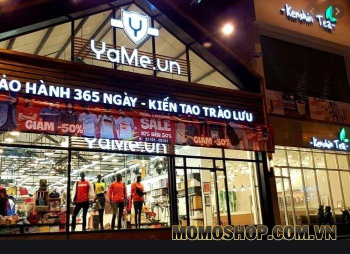 Cửa hàng thắt lưng nam Yame Shop