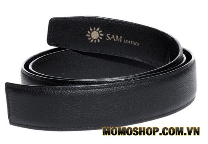 Dây Nịt Nam Không Mặt Khóa SAM Leather - SDNSX003
