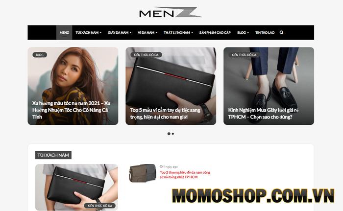 MenZ Leather - Địa chỉ chuyên kinh doanh thắt lưng nam da thật uy tín tại Hà Nội