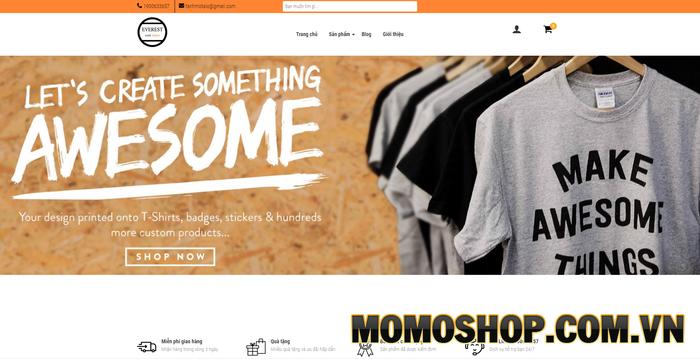Thời trang Everest - Chuyên kinh doanh online với giá cả và chất lượng tốt
