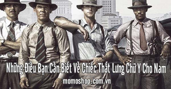 Những Điều Bạn Cần Biết Về Chiếc Thắt Lưng Chữ Y Cho Nam