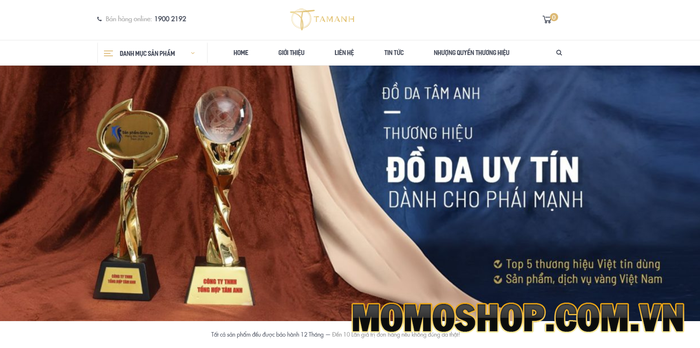 Tâm Anh - Chuyên kinh doanh đồ da thật chất lượng, uy tín tại Hà Nội