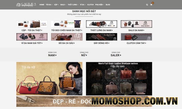 CAPTUDA Shop - Chuyên cung cấp các sản phẩm thắt lưng nam chất lượng, chính hãng