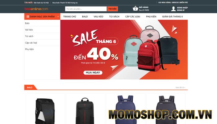 Baloonline.com - Cửa hàng phụ kiện đáng tin cậy của khách hàng