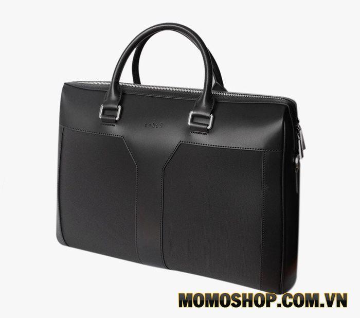 Túi xách laptop nam hình chữ nhật Pedro Leather