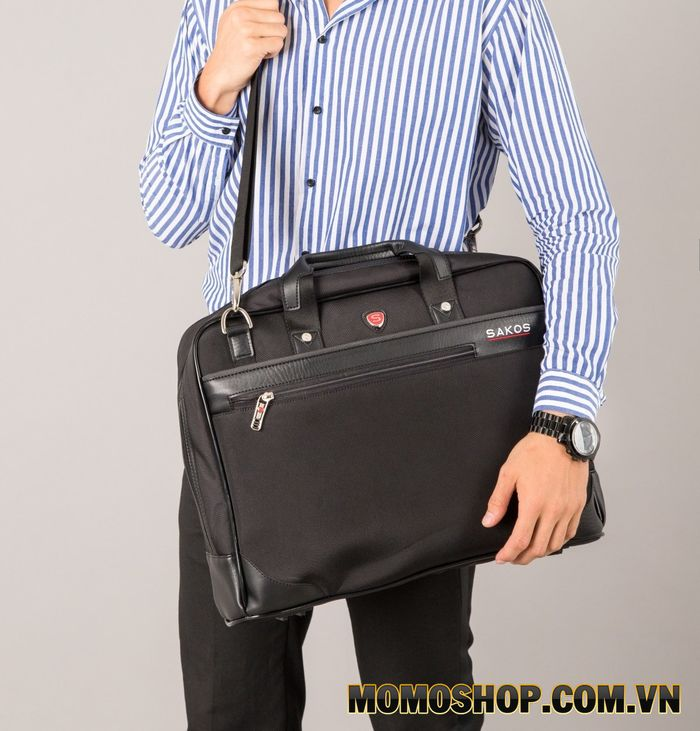 Túi xách laptop Sakos Astro - Dung lượng khủng cho ngày bận rộn nhất