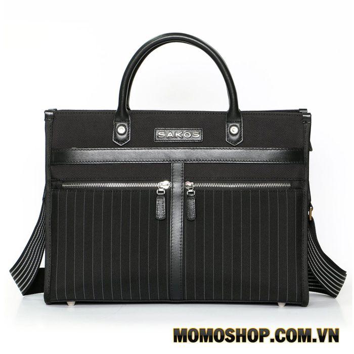 Túi xách laptop Sakos Legend 03 i14 - Thiết kế rất đẹp và gọn gàng, hiện đại