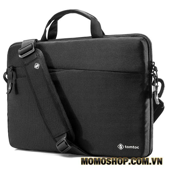 Túi xách laptop thời trang Tomtoc Shoulder Bag Black