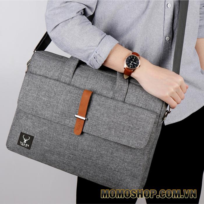 Túi xách nam laptop 17 inch Praza