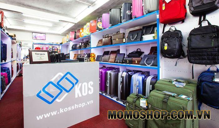 Balo laptop giá rẻ tại KOS Shop
