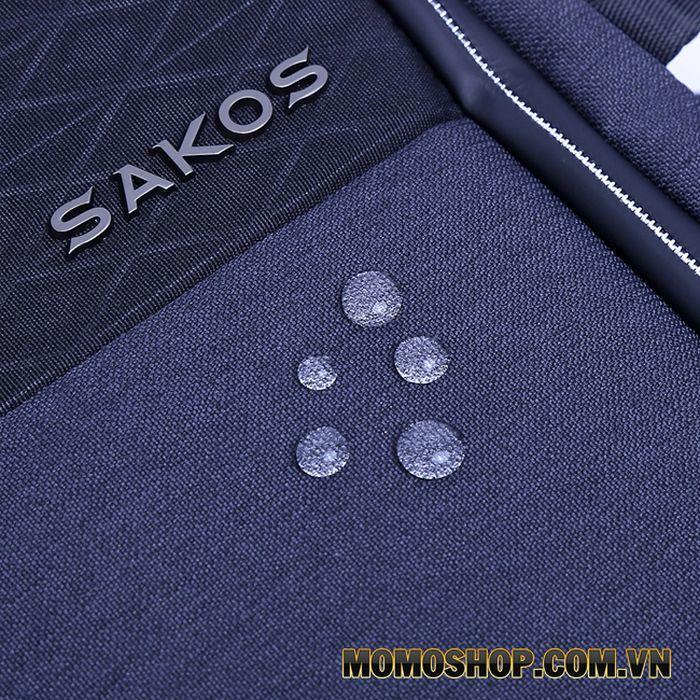 Túi xách laptop 17.3 inch Sakos bảo vệ vượt trội với vải polyester cao cấp