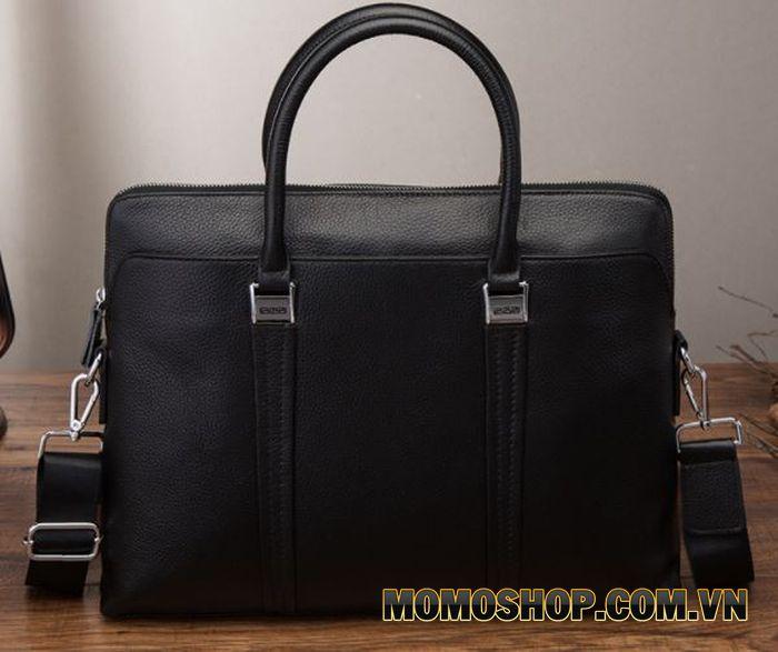 Túi đựng laptop da thật cao cấp Lazio 558