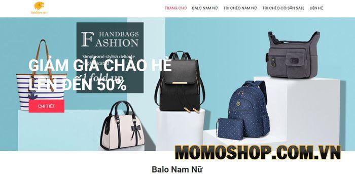 Balo giá rẻ tại Hà Nội - Balostore.net