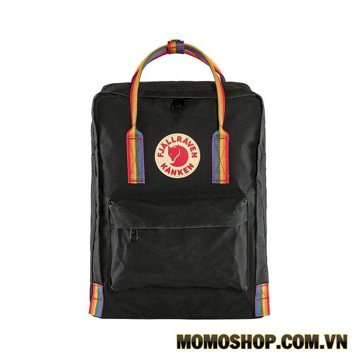Balo laptop Fjallraven Kanken Classic Rainbow Backpack