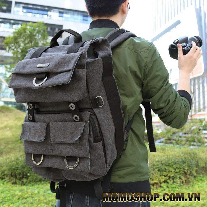 Balo máy ảnh và máy tính xách tay Pacsafe