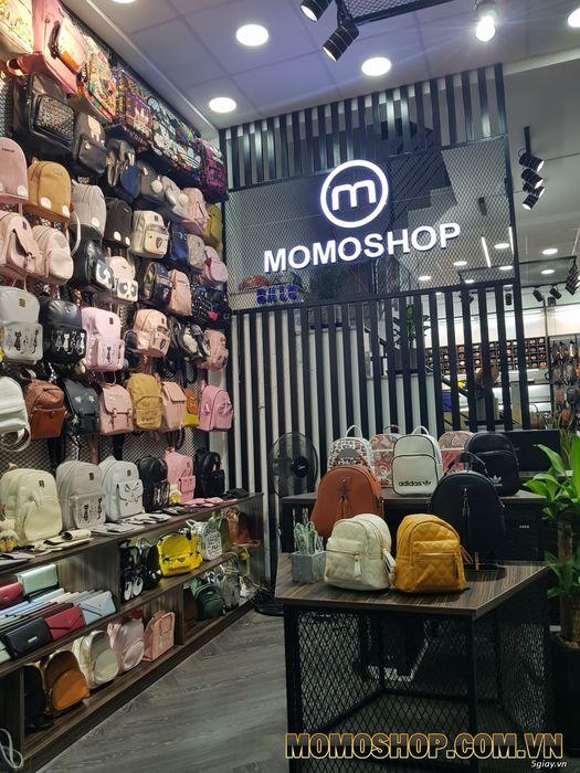 Momoshop - Địa chỉ bán balo laptop vải dù uy tín tại TP.HCM
