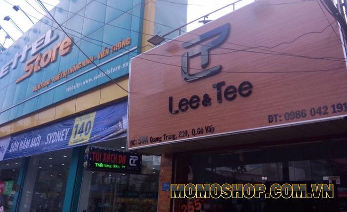 LEE&TEE - địa chỉ bán túi đeo chéo nam Gò Vấp