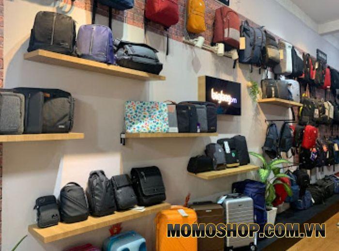 Shop bán túi xách laptop - BIGBAG