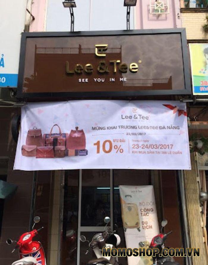 Lee & Tee - Shop túi đựng laptop giá rẻ tại Đà Nẵng