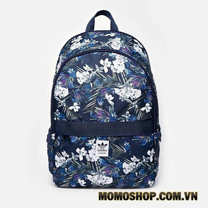 Balo laptop Adidas Originals Floral Print - Thiết kế lạ mắt lấy cảm hứng từ những bông hoa nhiệt đới