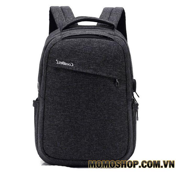 Balo laptop chống thấm nước CoolBell CB 7010 - Thiết kế kiểu dáng trẻ trung với gam màu đơn giản