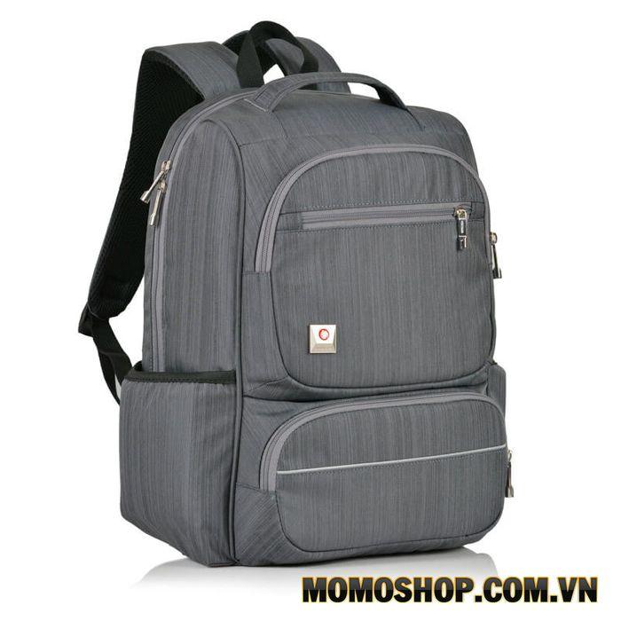 Balo laptop Mr Vui 649 - Thiết kế đơn giản, nhẹ, thời trang