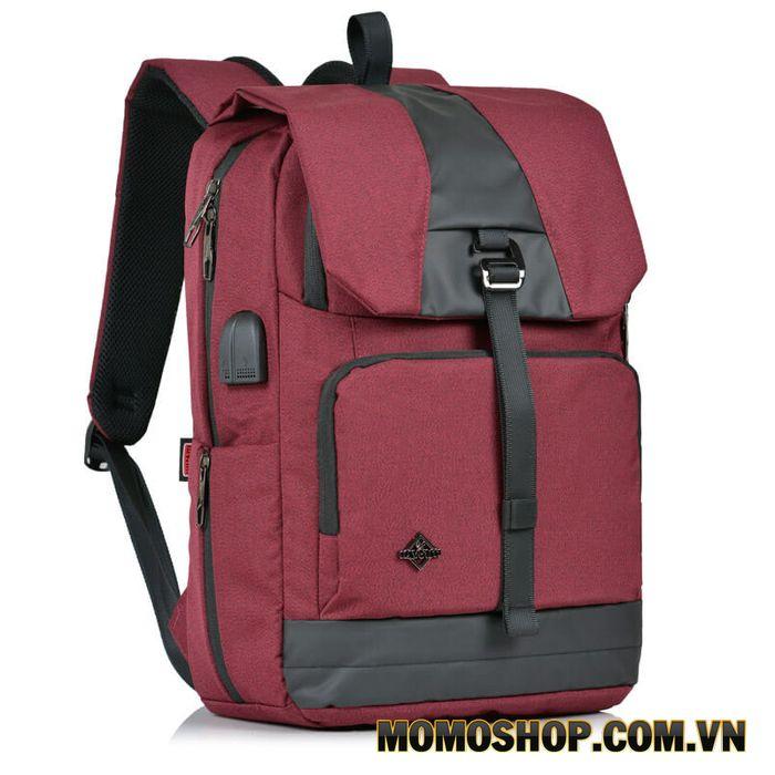 Balo laptop Mr Vui 755 - Thiết kế thời trang và thanh lịch
