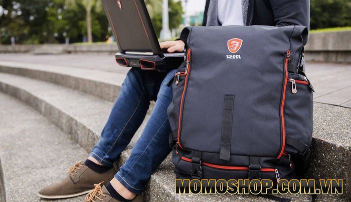 Balo laptop MSI Hermes GT Backpack