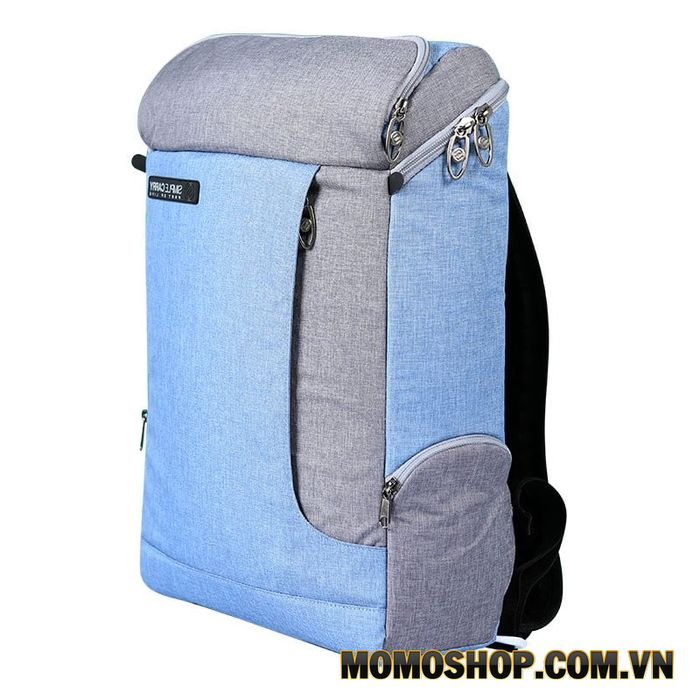 Balo laptop Simplecarry K5 Grey/Blue