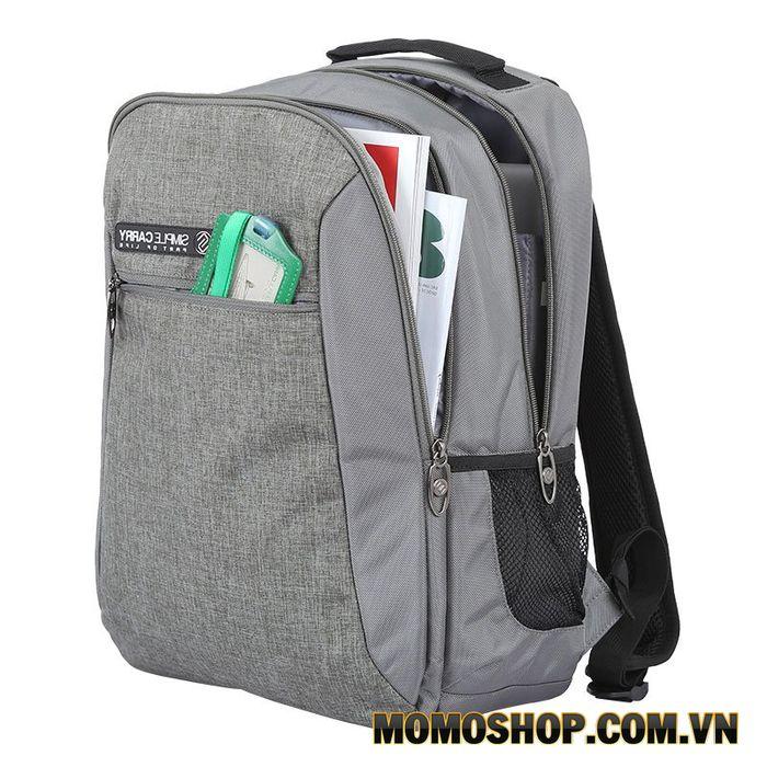 Balo laptop SimpleCarry B2B04 i14 Grey