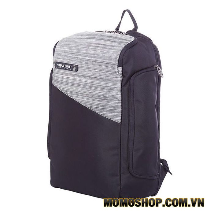 Balo laptop Simplecarry P9 Grey/ Black