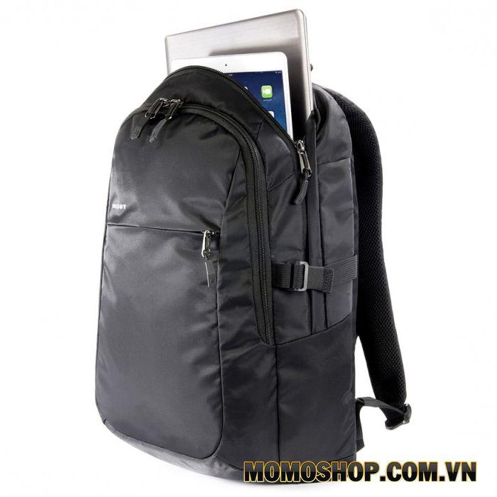 "Balo laptop Tucano Livello Black 15"""