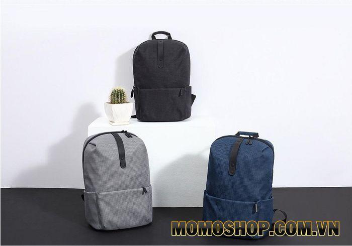 Balo laptop Xiaomi Casual Backpack - Được các tín đồ thời trang ưa chuộng