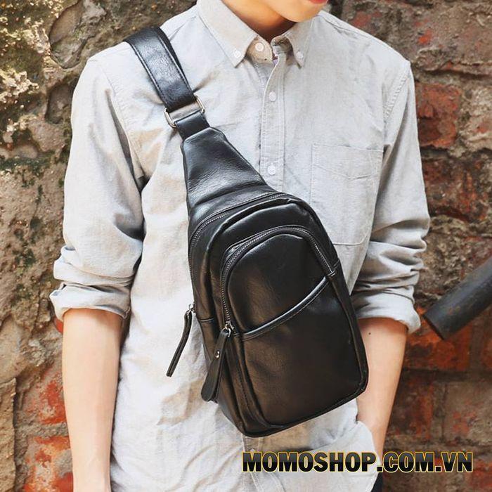 Balodepxinh.com - Cửa hàng túi đeo chéo nam thể thao sành điệu